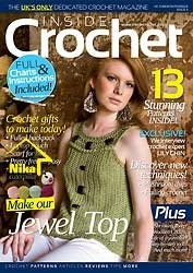 Журнал Inside Crochet № 4 2009
