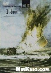 Журнал ModelCard №18 - подводная лодка U-boot typ IX C/40