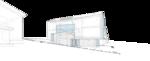 светлый и эргономичный дом, дизайн проект жилого дома