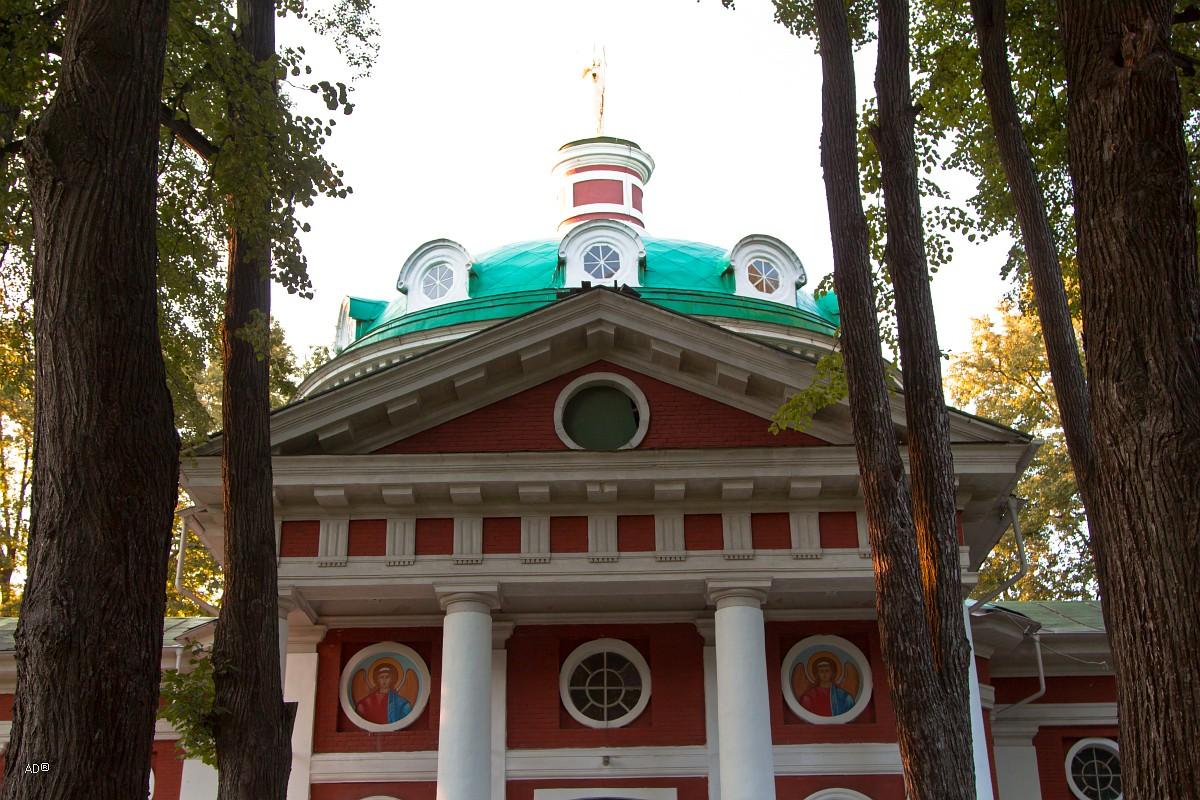 Летняя церковь Гребневской Божией Матери