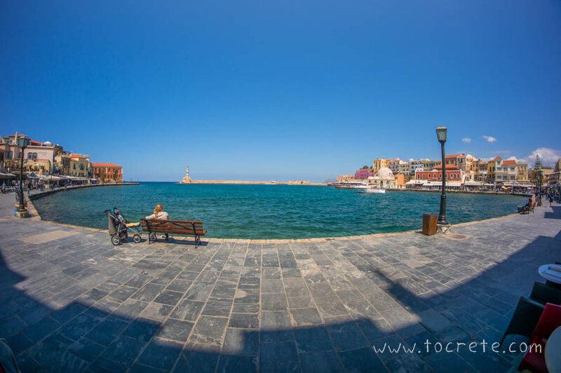 Ханья, Старый Город, Венецианский порт | Chania, Old Town, Venetian port