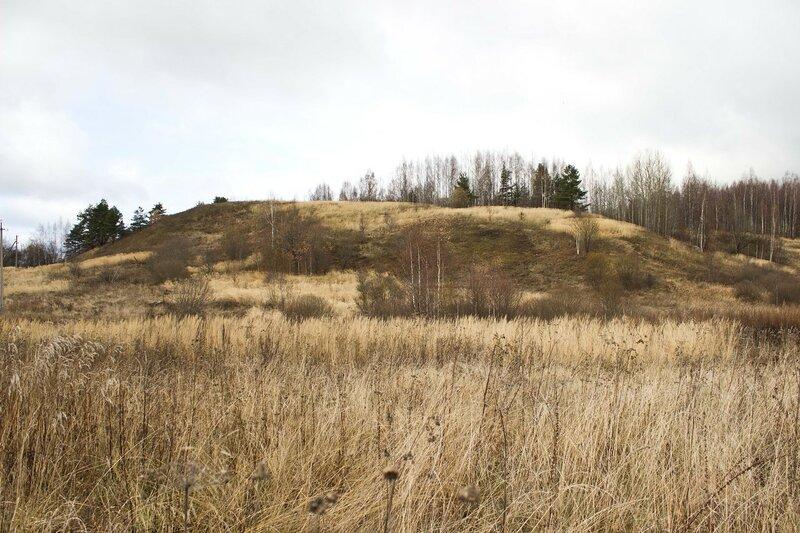 холм 234 метра, Псковская область, ноябрь