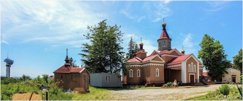 Свято-Алексиевский храм.