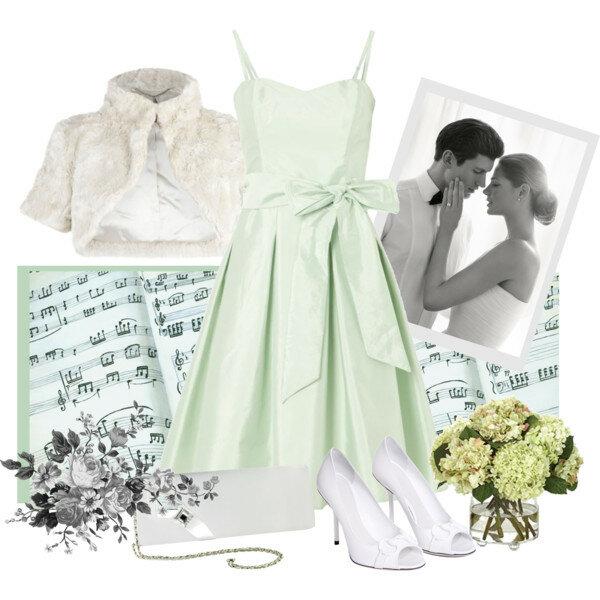 Весна 2012 - в моде пастельные тона - цвета зефира и маршмеллоу