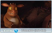 Дочурка Граффало / The Gruffalo's Child (2011) HDRip