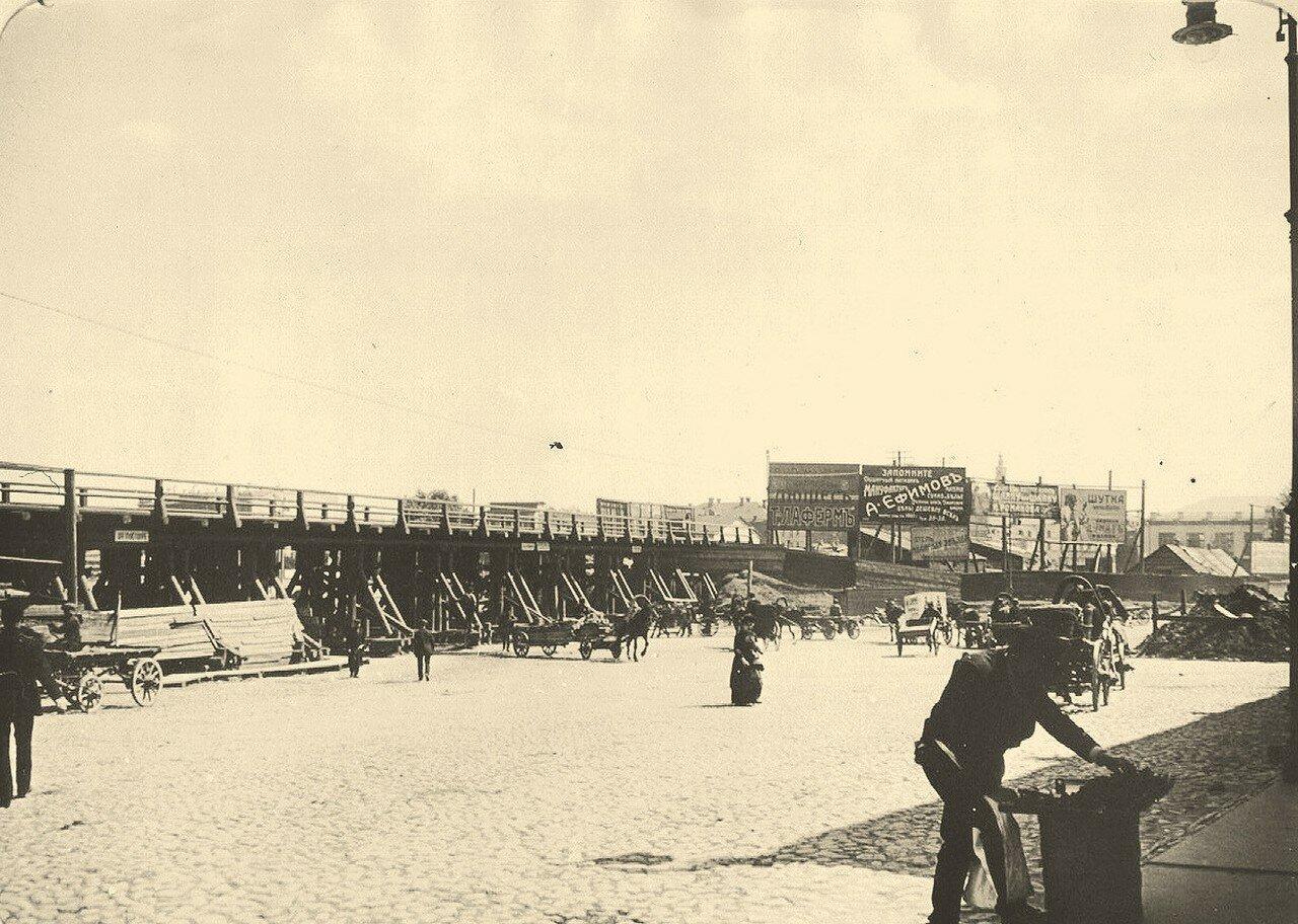 200. Каланчевская улица. 1914