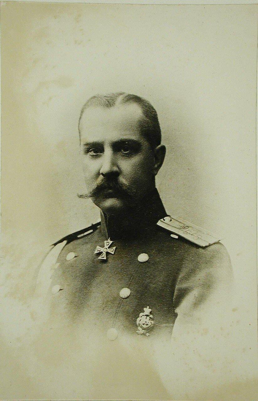 28. Портрет генерал-майора П.А.Дельсаля