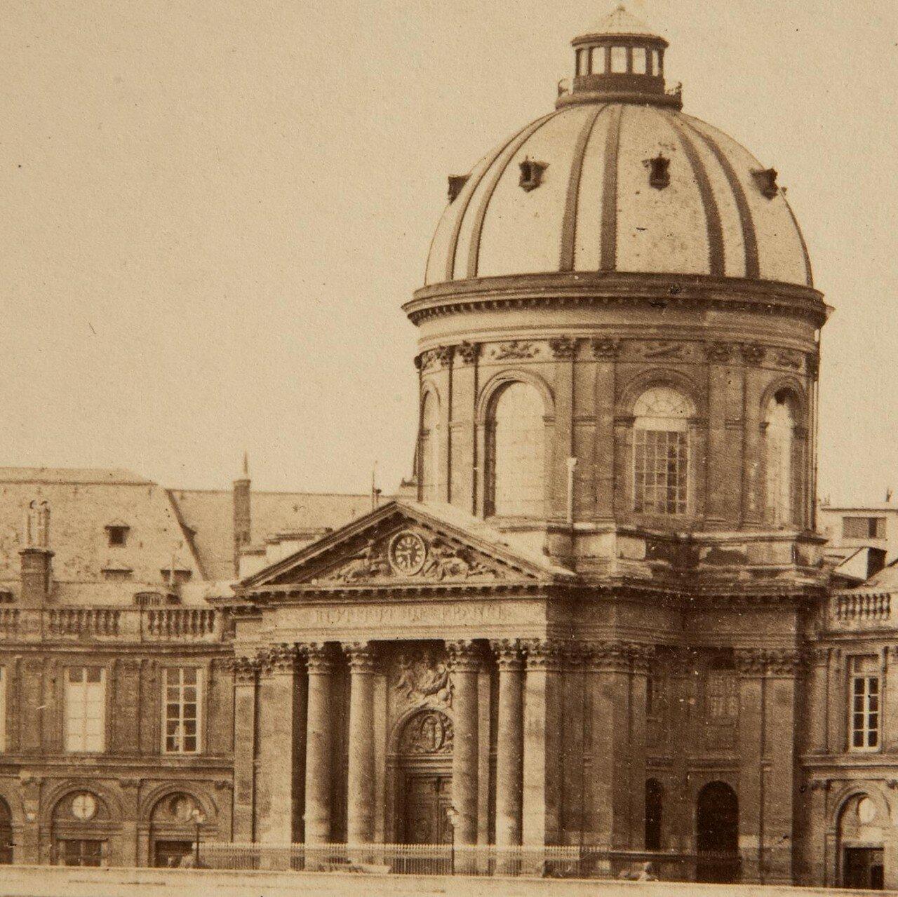 1850-е. Пале-де-Франс (фрагмент)