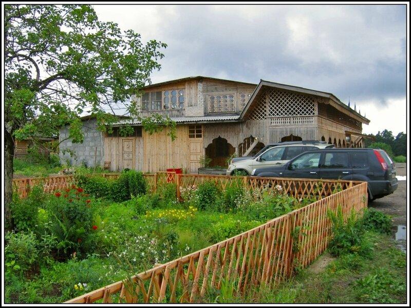 Итальянская ферма в Медном
