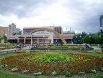 восстановительные работы помещений и фасада здания театра Надежды Кадышевой, а также благоустройство территории...