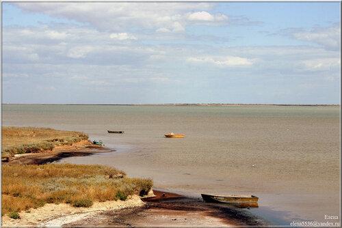 Озеро Сиваш.