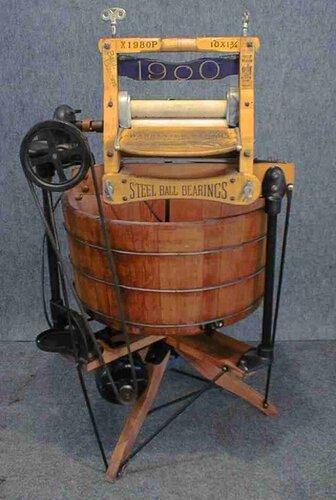 Как эволюционировали стиральные машины со временем.