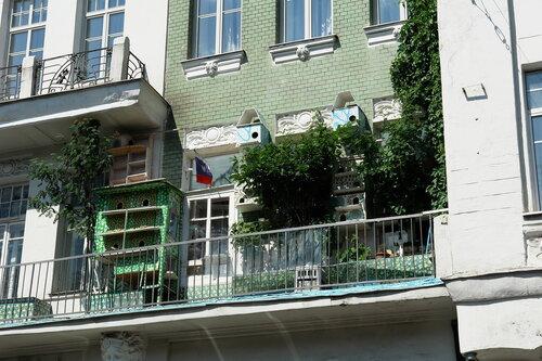 Птичий балкон