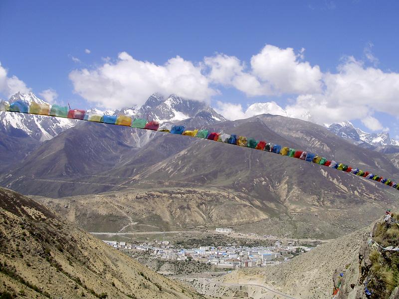 С какой стороны лучше въезжать в Тибет