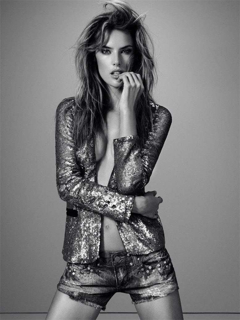 Алессандра Амбросио / Alessandra Ambrosio by Fabio Bartelt for Bo.Bo winter 2010