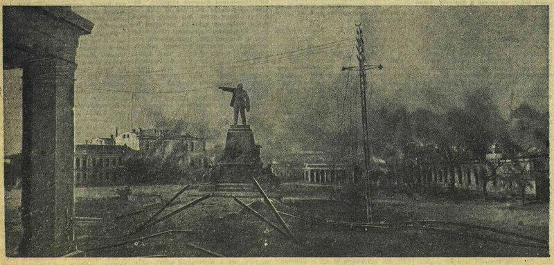 ОБОРОНА СЕВАСТОПОЛЯ, битва за Севастополь