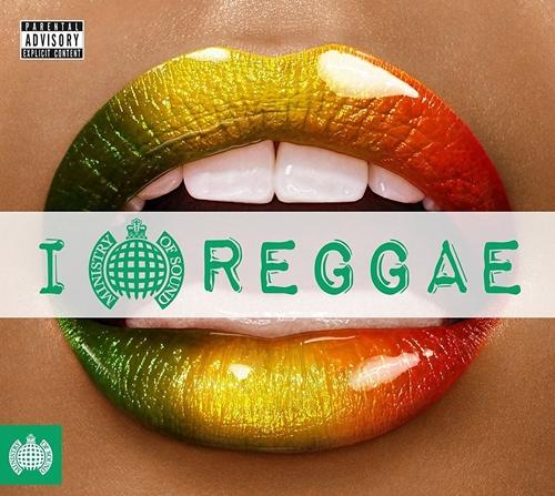 VA - Ministry Of Sound - I Love Reggae (2017)