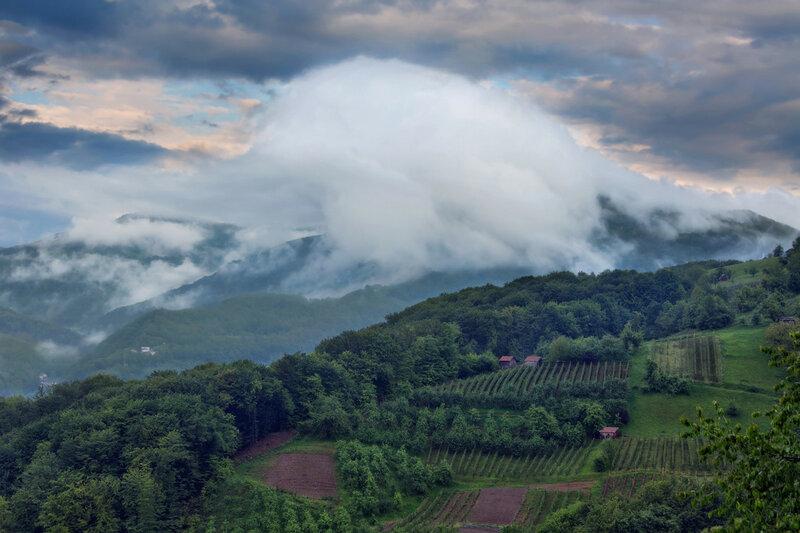 Облачная гора