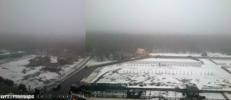 1442.19,17 Колдовской туман над Лосиным Островом