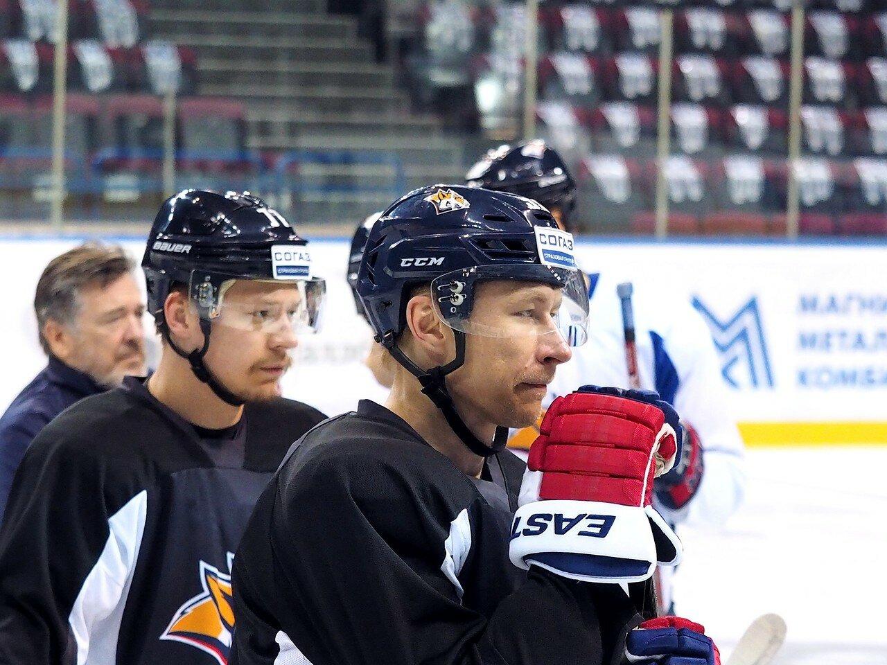 12 Открытая тренировка перед финалом плей-офф КХЛ 2017 06.04.2017