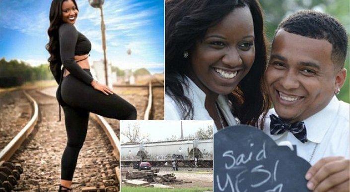 Смертельная фотосессия 19-летней беременной студентки