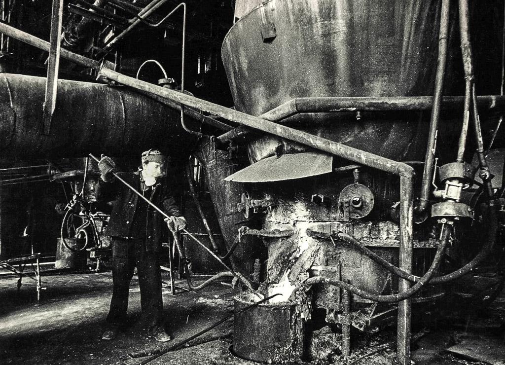 История промышленности России в фотографиях: АО «Новотроицкий завод хромовых соединений»