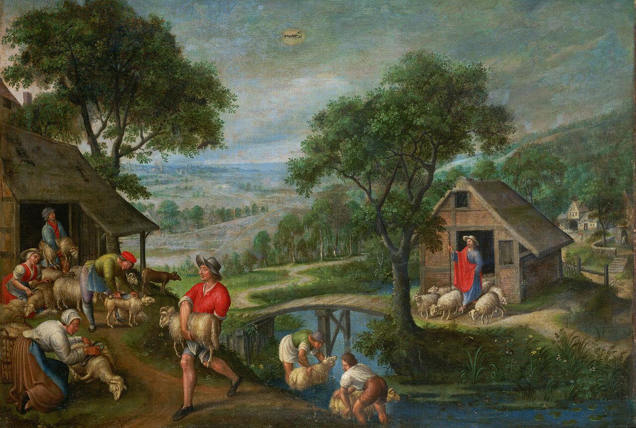 Marten_van_Valckenborch_-_Parable_of_Christ_as_the_Good_Shepherd_(June).jpg