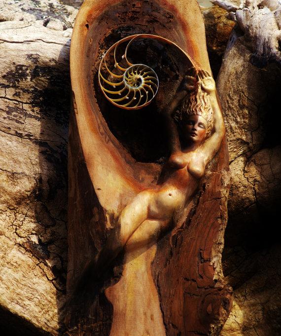 """Свои работы Дебра Бернье (Debra Bernier) называет """"скульптурами духов"""", подразумевая дух"""