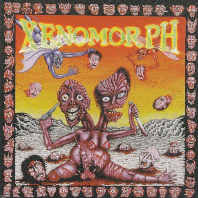 Альбом Acardiacus группы Xenomorph.