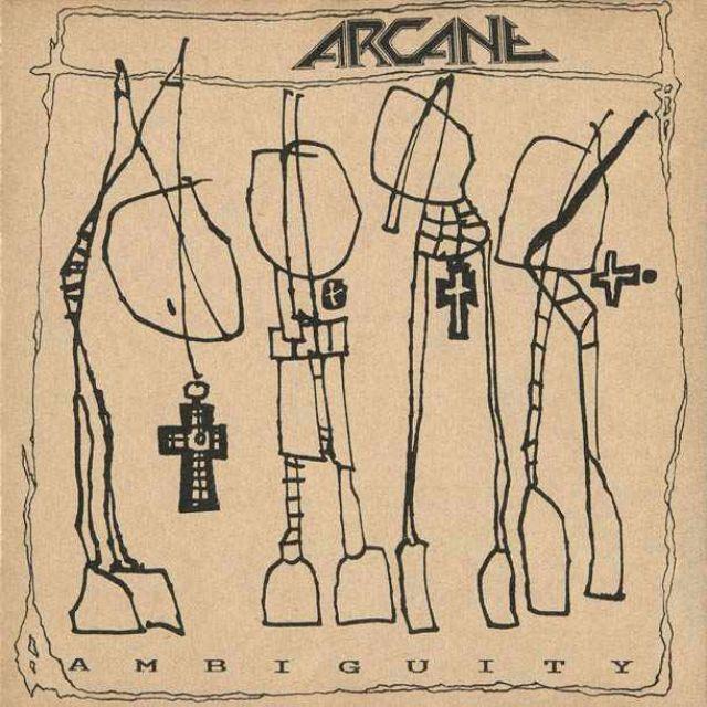 Альбом Ambiguity группы Arcane.