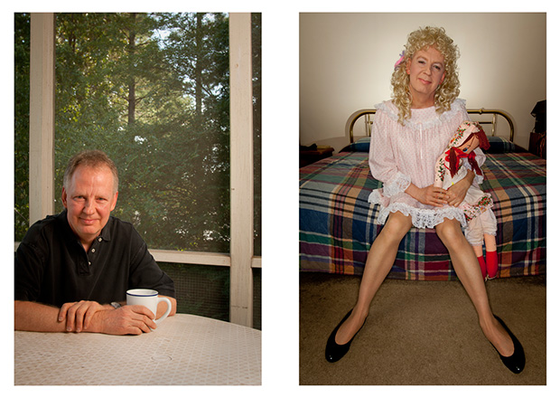 Двойная жизнь поклонников БДСМ в фотопроекте «День и ночь» (14 фото) 18+
