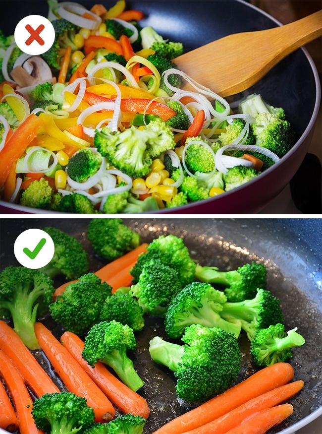 © pixabay.com  © depositphotos.com  Чтобы овощи сохранили свой цвет, были мягкими исочн