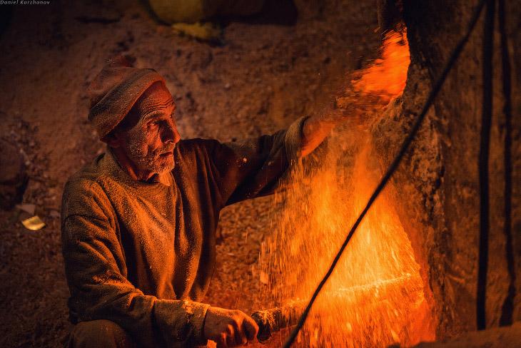 Большое путешествие по Марокко: город мастеров Фес (27 фото)