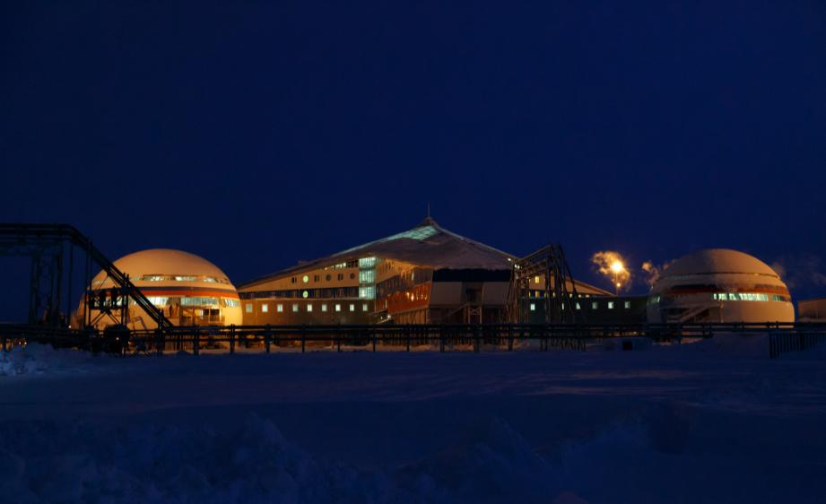 Минобороны открыло виртуальную экскурсию по самой северной в мире военной базе (7 фото)