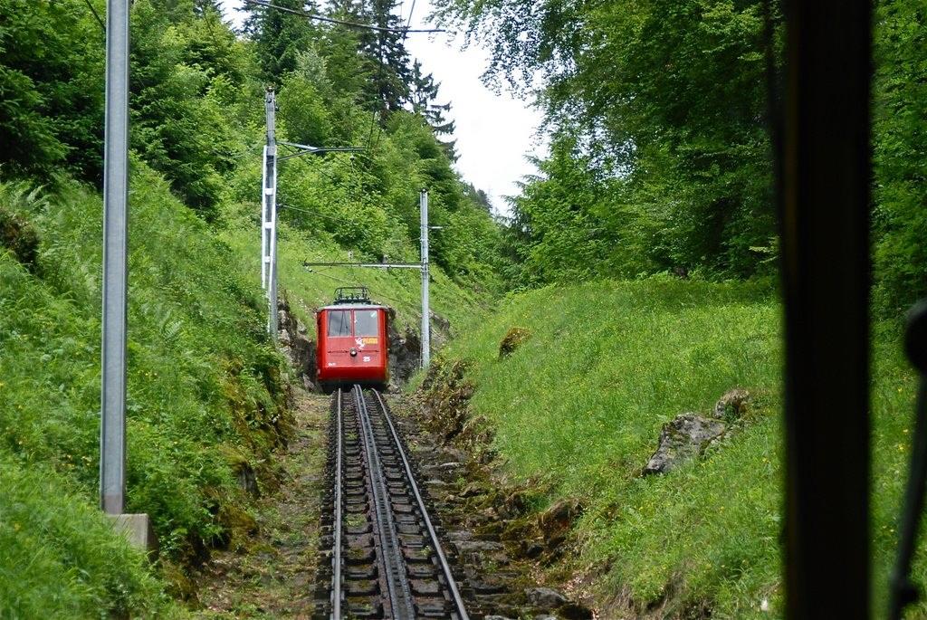 Похвастаться зубчатыми дорогами также могут Австрия, Германия, Венгрия и ряд латиноамериканских стра