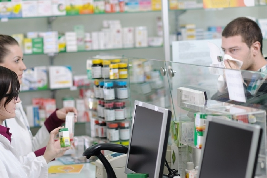 Аптека, я и параноик