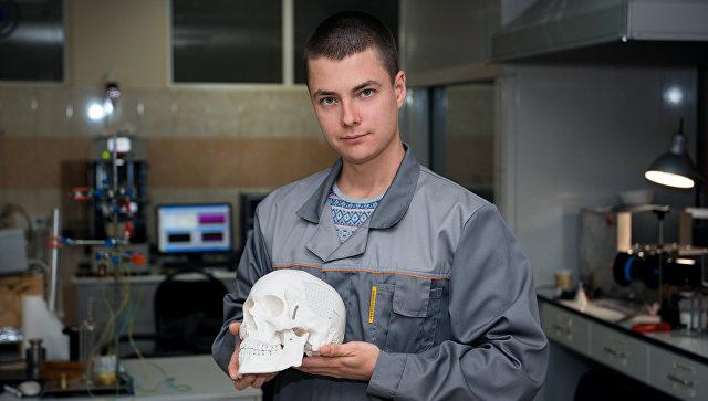 Русским ученым удалось сделать кости изполиэтилена