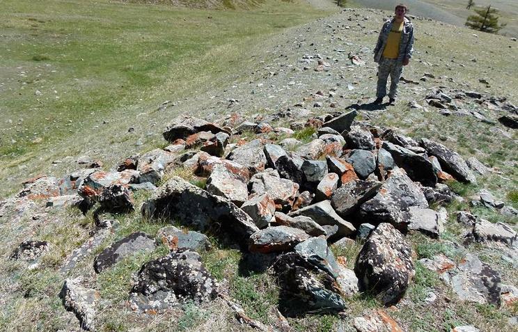 Новосибирские ученые отыскали следы 3-х древнейших землетрясений наАлтае