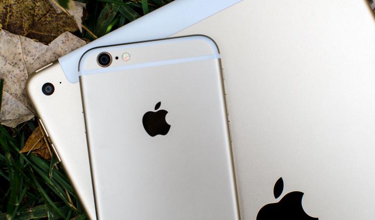 Компания Apple разрабатывает графические чипы для iPhone собственного производства