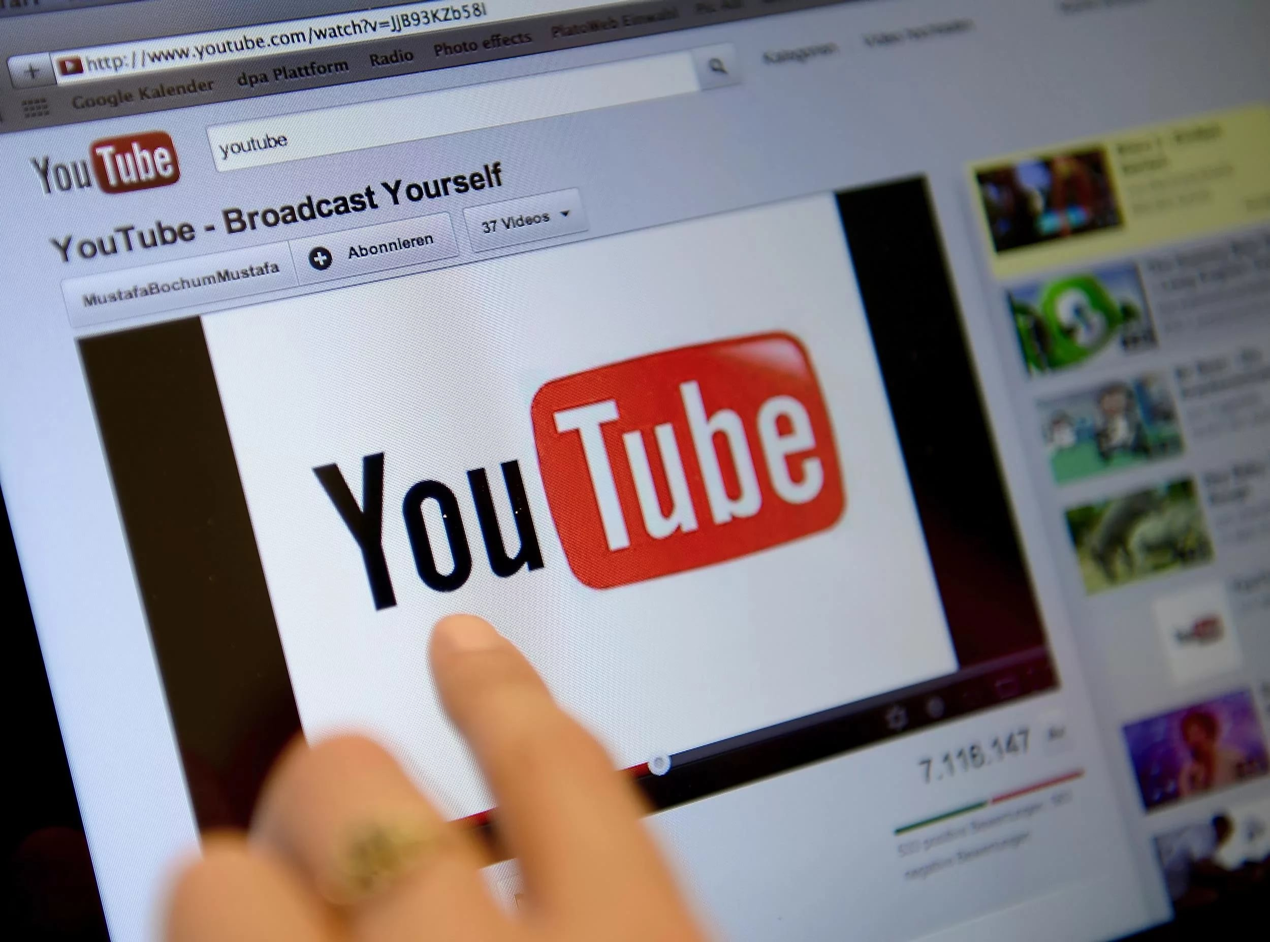 YouTube официально запустил TV-сервис