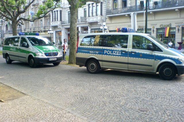 ВГермании задержали военного запланирование теракта