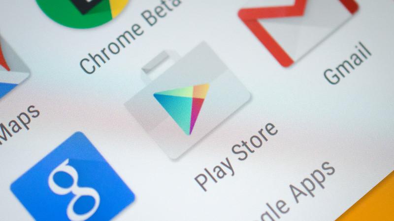 Вработе Google Play Store из-за исследования произошел сбой