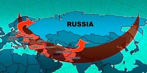 «Петля анаконды» вокруг России сжимается