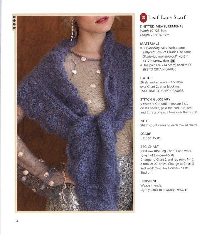 《经典的披肩、围巾和领巾》 - maomao - 我随心动