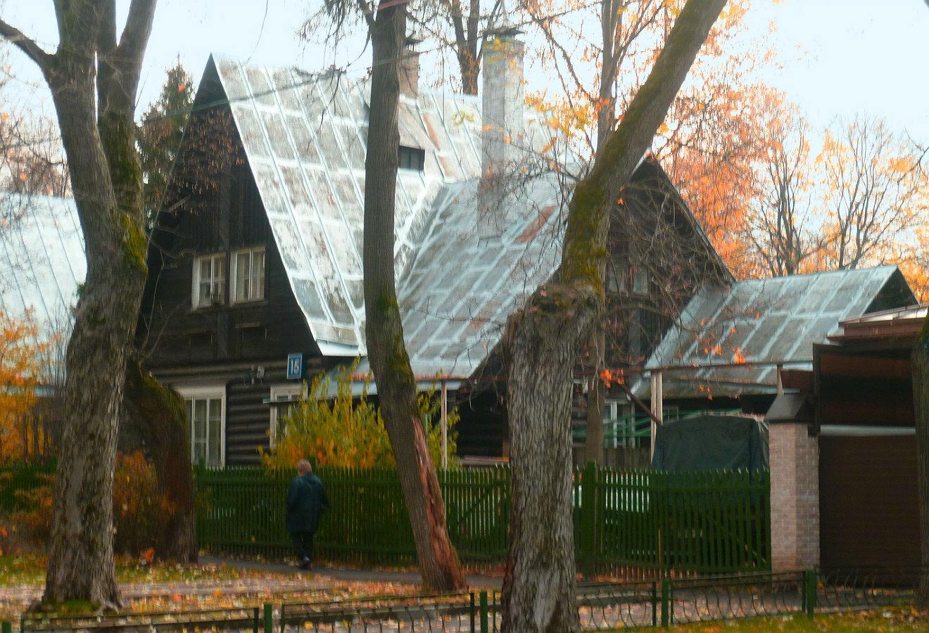 Поселок художников элитные дома фото
