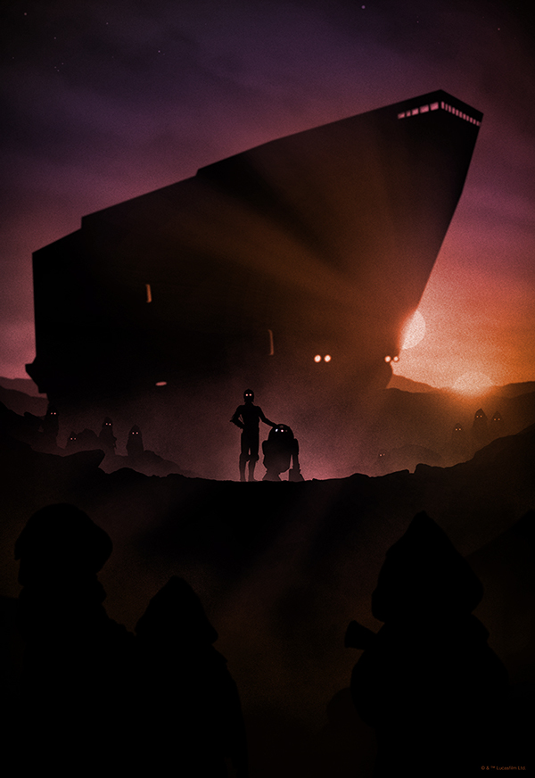 Star Wars Trilogy.