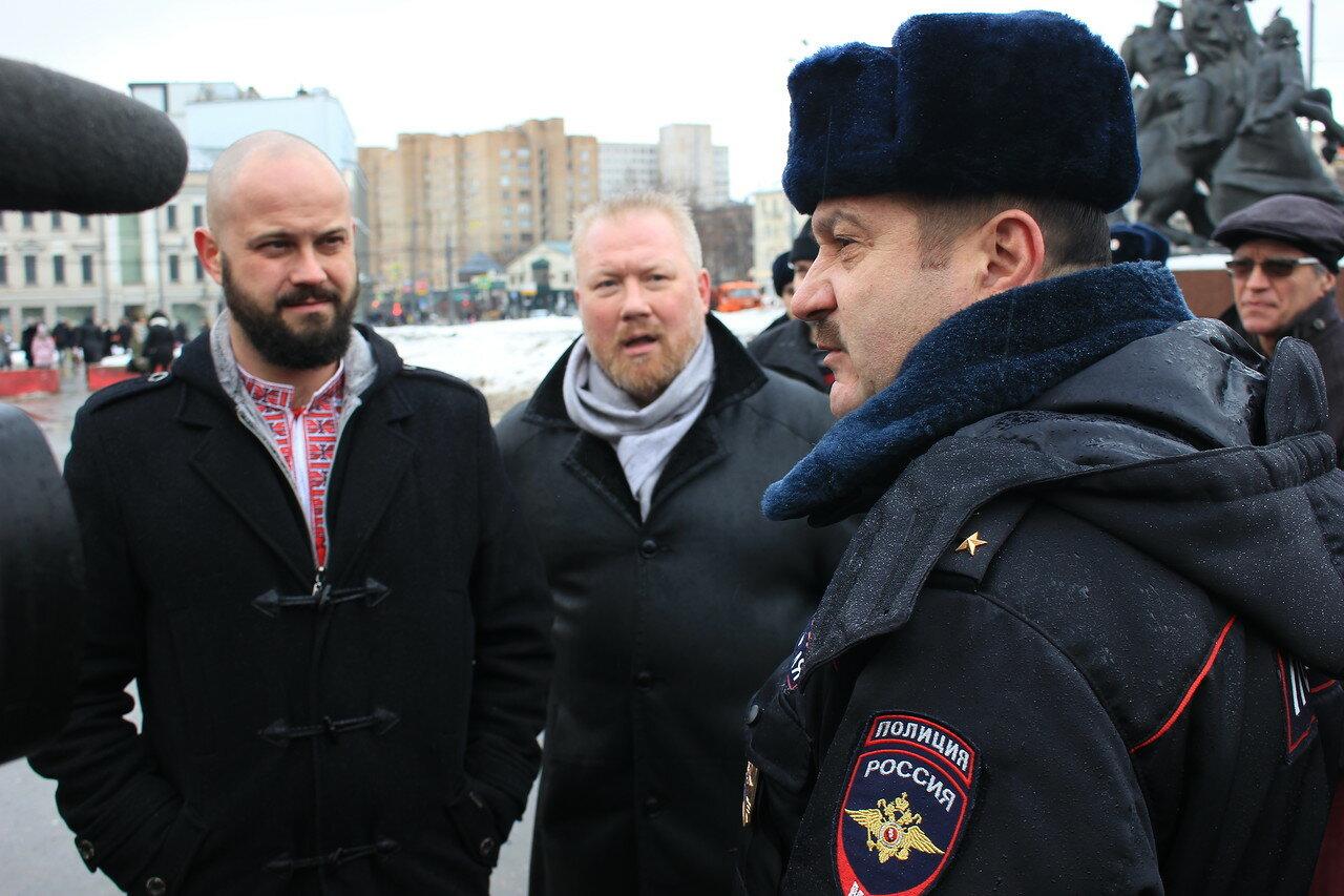 оппозиция в Москве