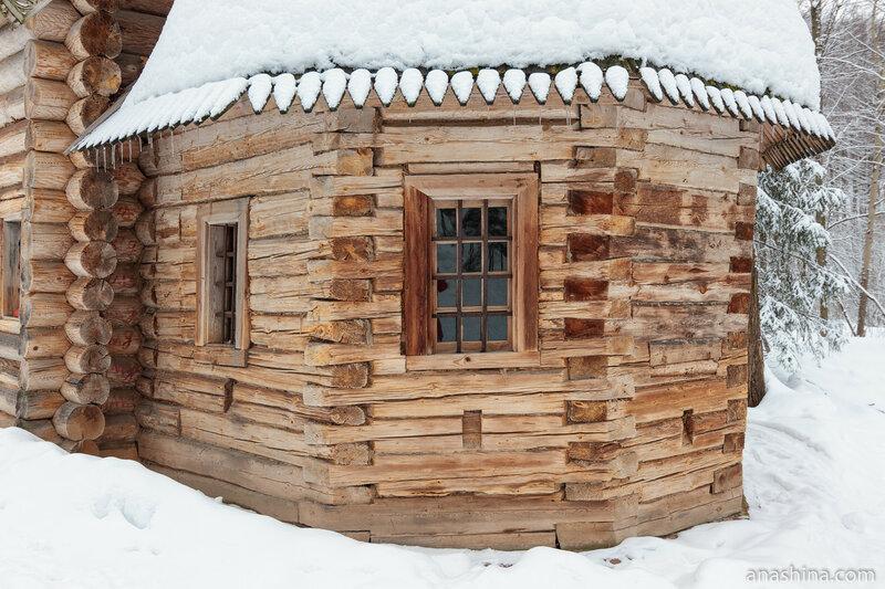 Алтарная часть Покровской церкви, Щелоковский хутор