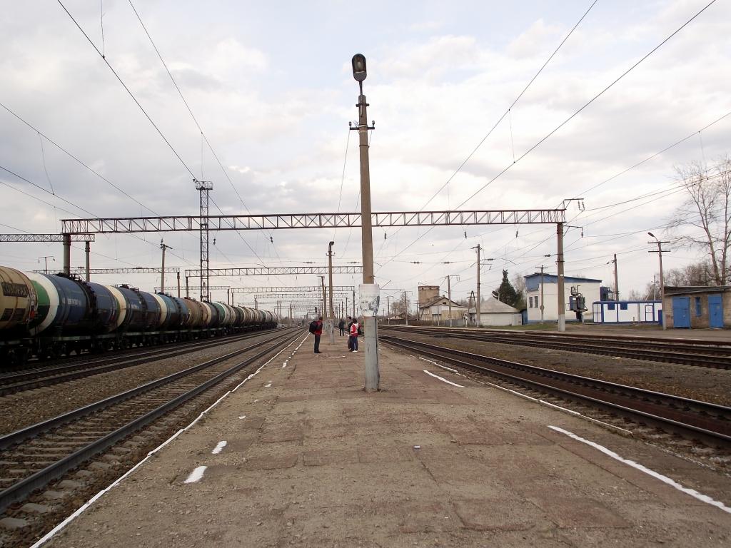 Ещё костромское железнодорожное