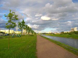 Дудергофский канал.
